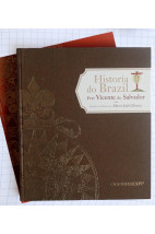 História do Brazil: Frei Vicente do Salvador (2 volumes)