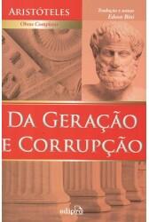 Da Geração e Corrupção