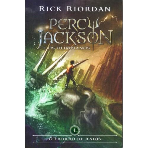 Percy Jackson: O Ladrão de Raios