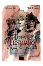 A Ilha do Tesouro de Robert Louis Stevenson
